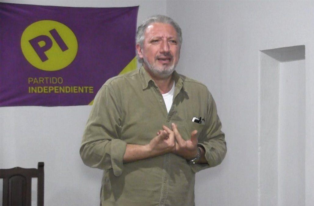 Partido Independiente presenta recurso de amparo para que Presidencia no se meta en la campaña