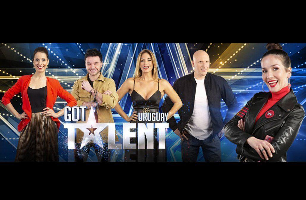 Comienza el gran casting de Got Talent Uruguay; conocé las fechas