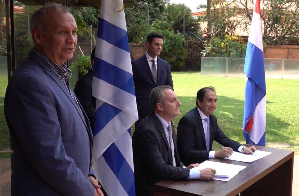 Amaszonas aumentó a 10 la cantidad de vuelos semanales entre Asunción y Montevideo