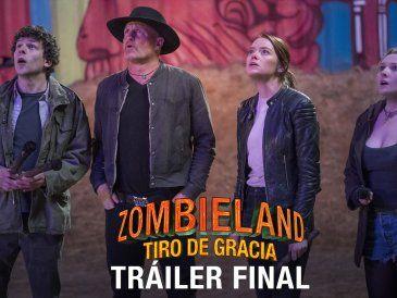 """Te mostramos el nuevo tráiler de """"Zombieland: Tiro de Gracia"""""""