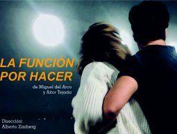 """""""La función por hacer"""" se estrena en el Teatro Circular"""
