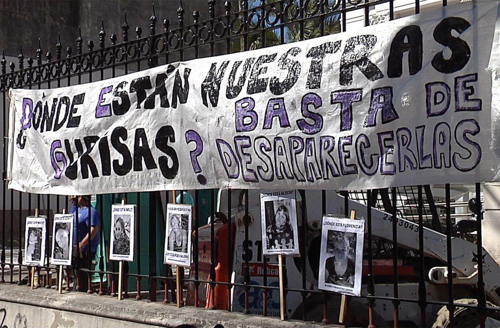 Colectivo denuncia desaparición de 5 mujeres con sospechas de trata de personas