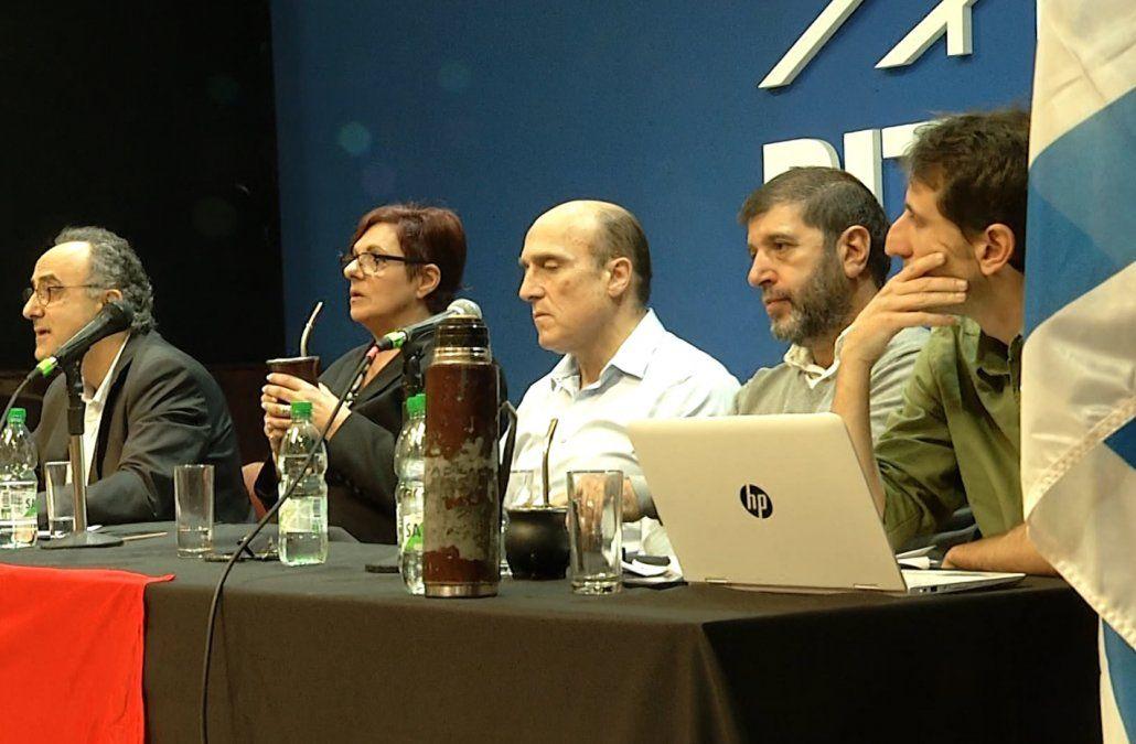 100% de acuerdo entre el PIT-CNT y las propuestas de Martínez para los Consejos de Salarios