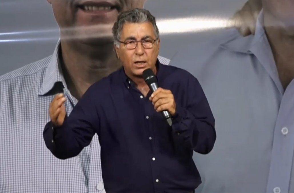Darío Pérez realizó el lanzamiento de su lista en apoyo a la candidatura de Michelini al Senado