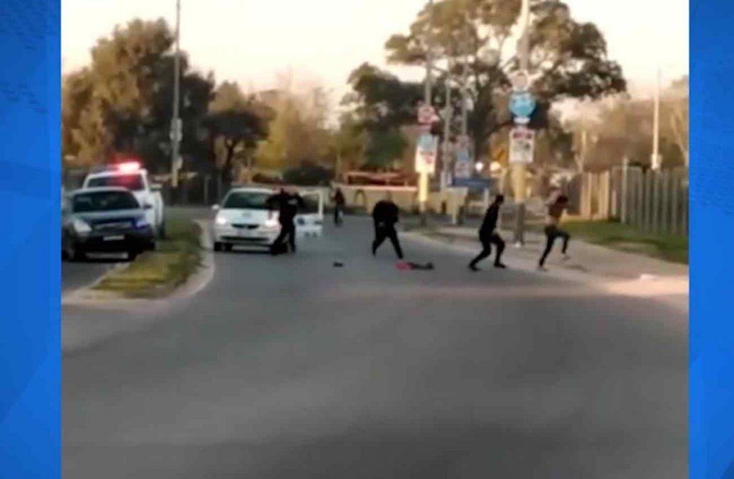 Un hombre escapó de una persecución policial y su mujer terminó detenida