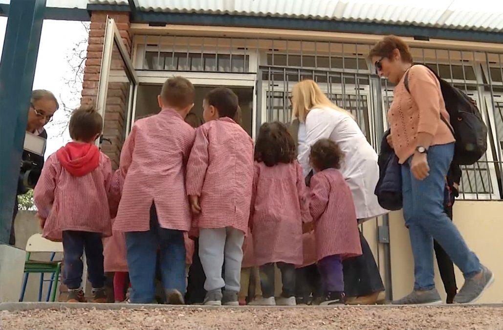 Primaria prorrogó hasta el viernes 18 el plazo para inscribir a niños de 3 a 5 años