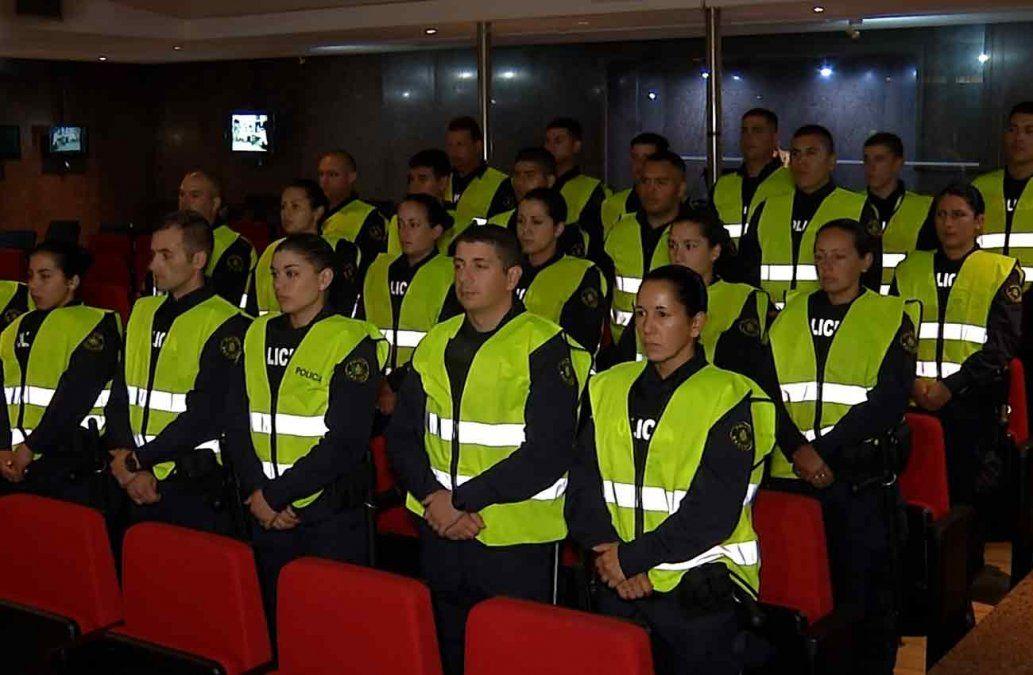 Intendencia de Canelones contrató policias eventuales para prevenir delitos