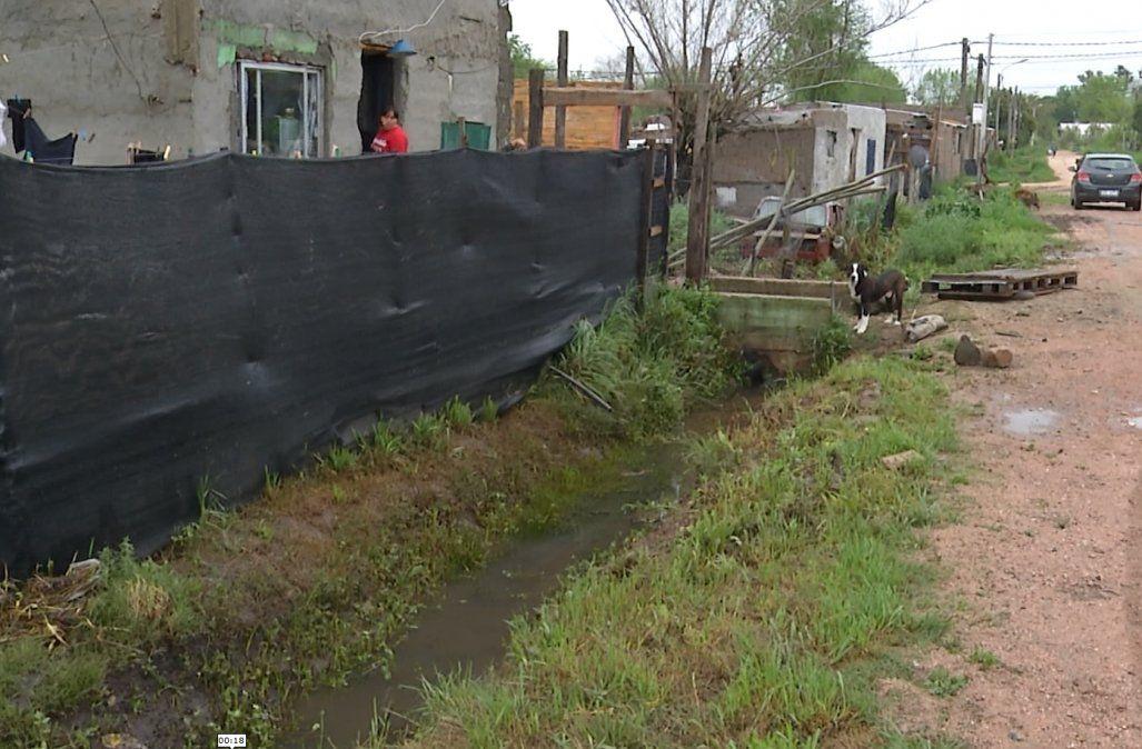Más de 100 desplazados en todo el país por lluvias y tormentas