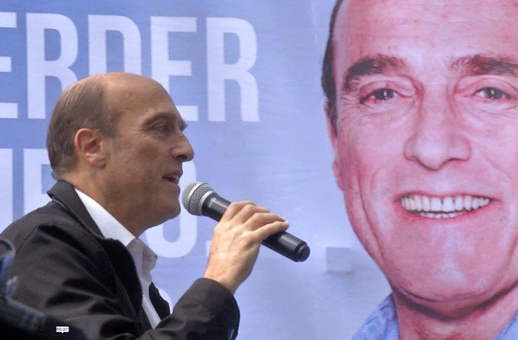 Martínez: hay un programa oculto  en la Ley de Urgente Consideración de Lacalle