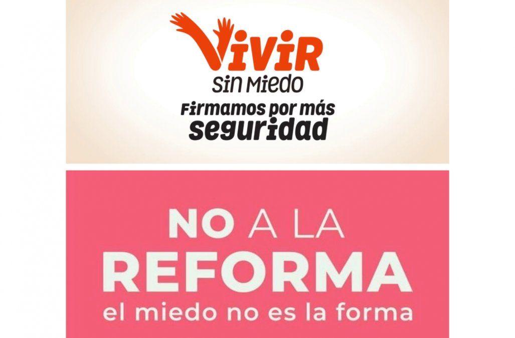 Se postergó para el martes 22 la marcha contra la propuesta de reforma constitucional Vivir sin miedo