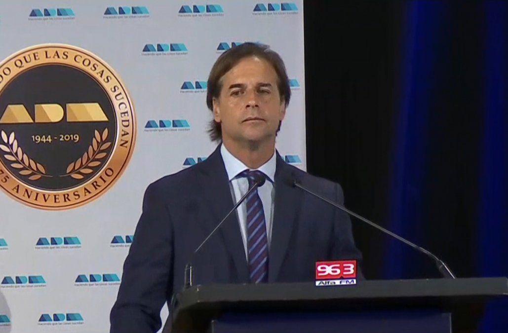Lacalle Pou aseguró que si gana no habrá excluidos en su coalición de gobierno