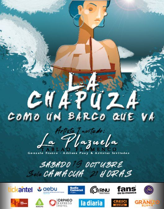 La Chapuza  presenta su disco Cómo un barco que va