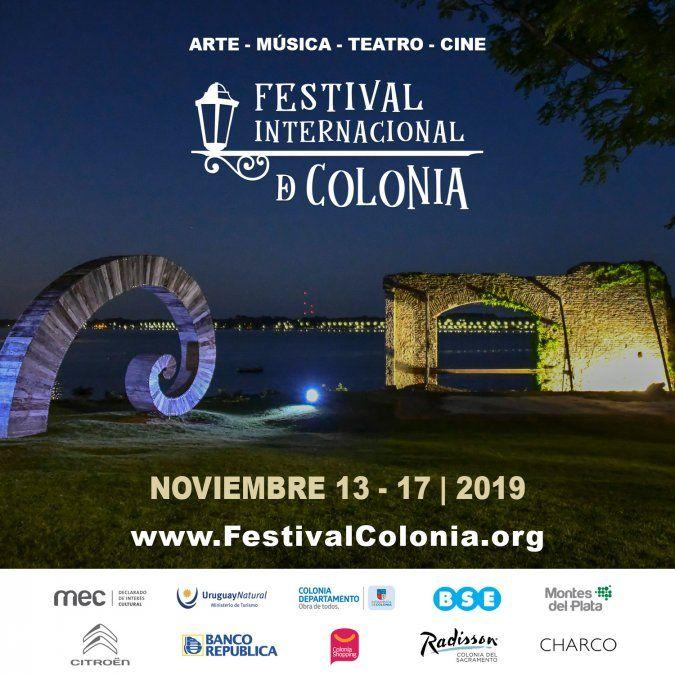 En noviembre llega el II Festival Internacional de Colonia