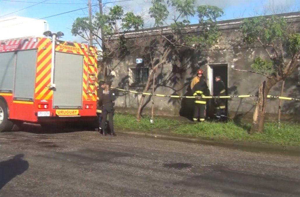 Copamiento, incendio y homicidio: un hombre fue hallado muerto en su casa en Rocha