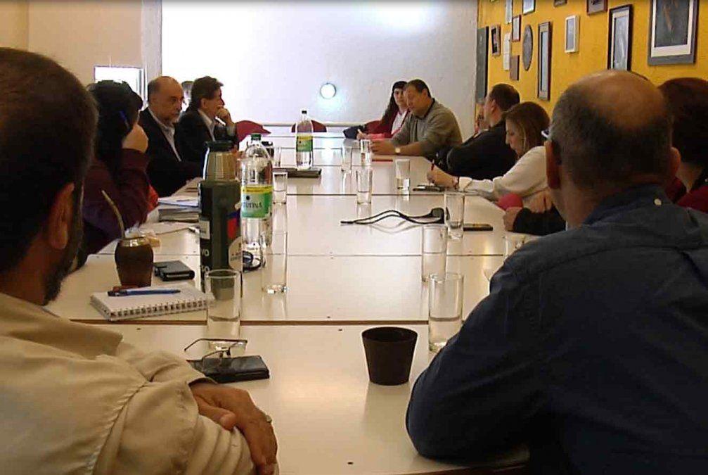 Mieres y el PIT-CNT coincidieron sobre Consejos de Salarios y negociación colectiva