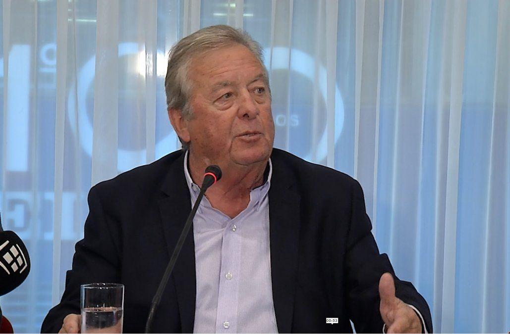 Moreira renunció al Partido Nacional para impedir que se afecte el resultado electoral