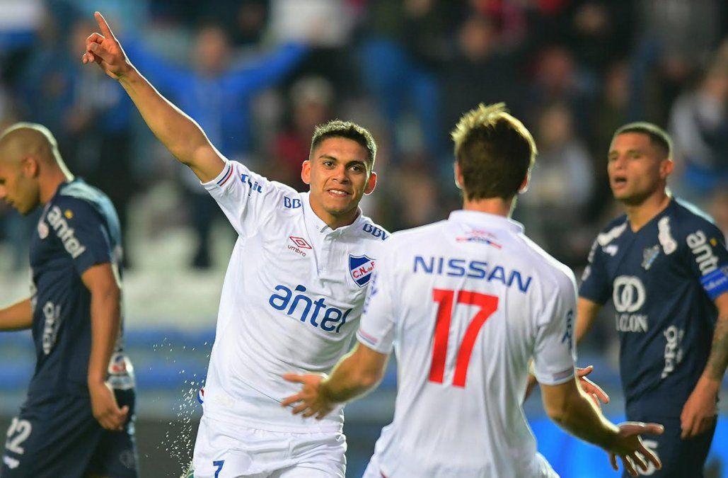 Nacional sigue ganando y se consolida como líder en todas las tablas: 2-0 a Cerro