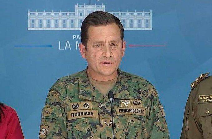 General Javier Iturriaga