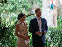 Enrique y Meghan Markle hablan de sus problemas como miembros de la familia real británica