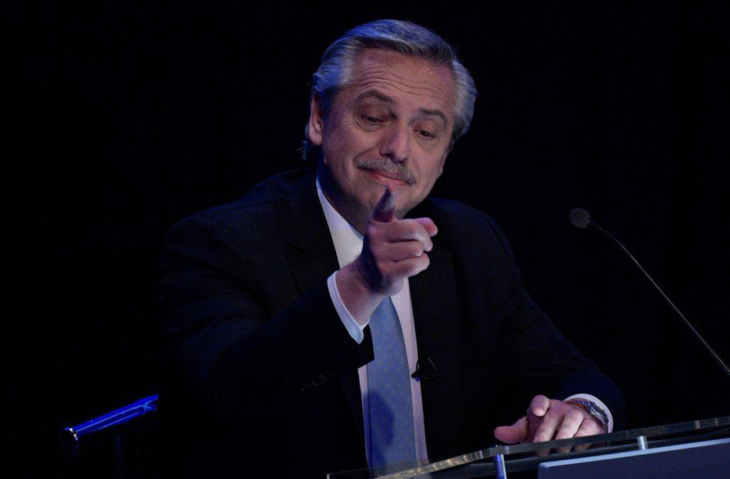 Kirchnerista Alberto Fernández ante una eventual victoria electoral: que los argentinos estén tranquilos
