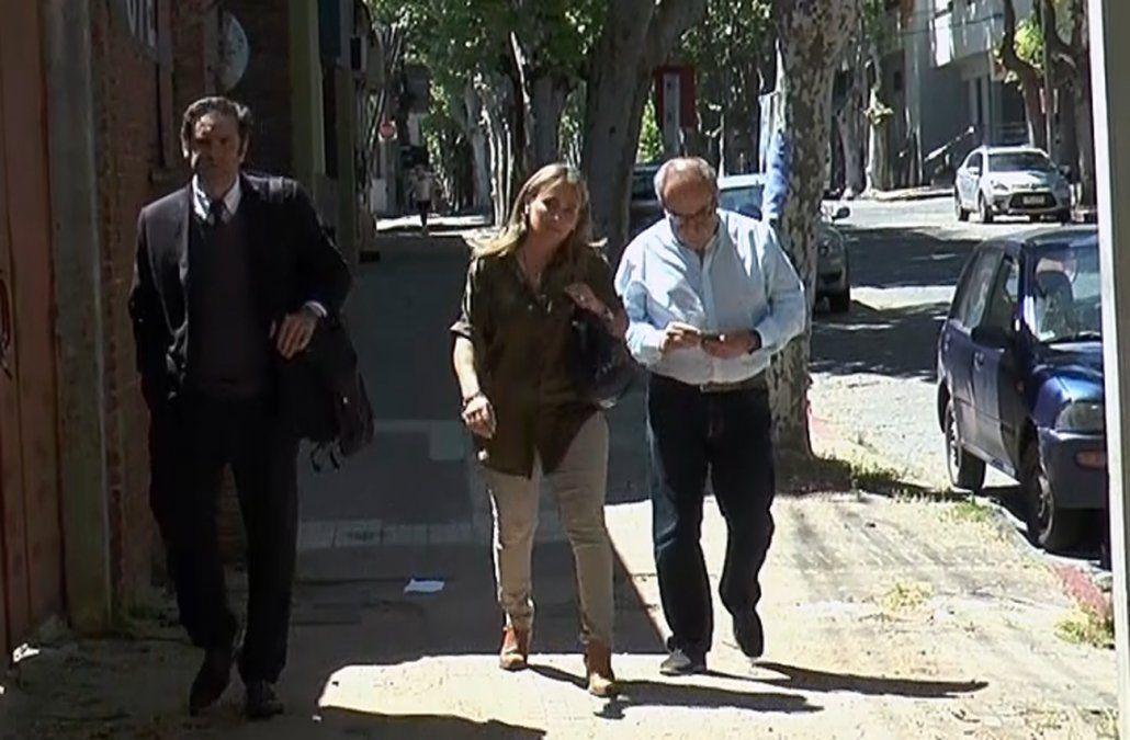 Declaró ante Fiscalía la edila que aparece en los audios del intendente Moreira