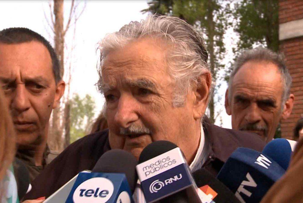 Mujica: no se si es una fiesta de la democracia; es un momento de decisión