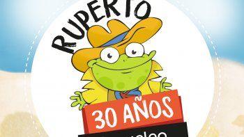El Sapo Ruperto celebra sus 30 años con una edición especial