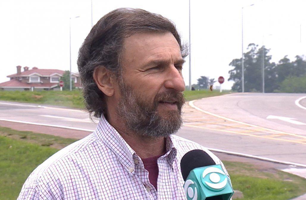 César Vega llegó al Parlamento y anuncia cuál será su primer proyecto de ley
