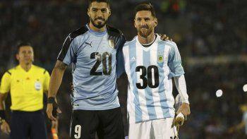 Uruguay y Argentina jugarán el clásico rioplatense en Tel Aviv el 19 de noviembre