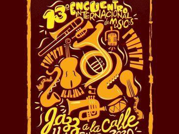 13º Encuentro internacional de Músicos Jazz a la Calle llega a Mercedes en enero