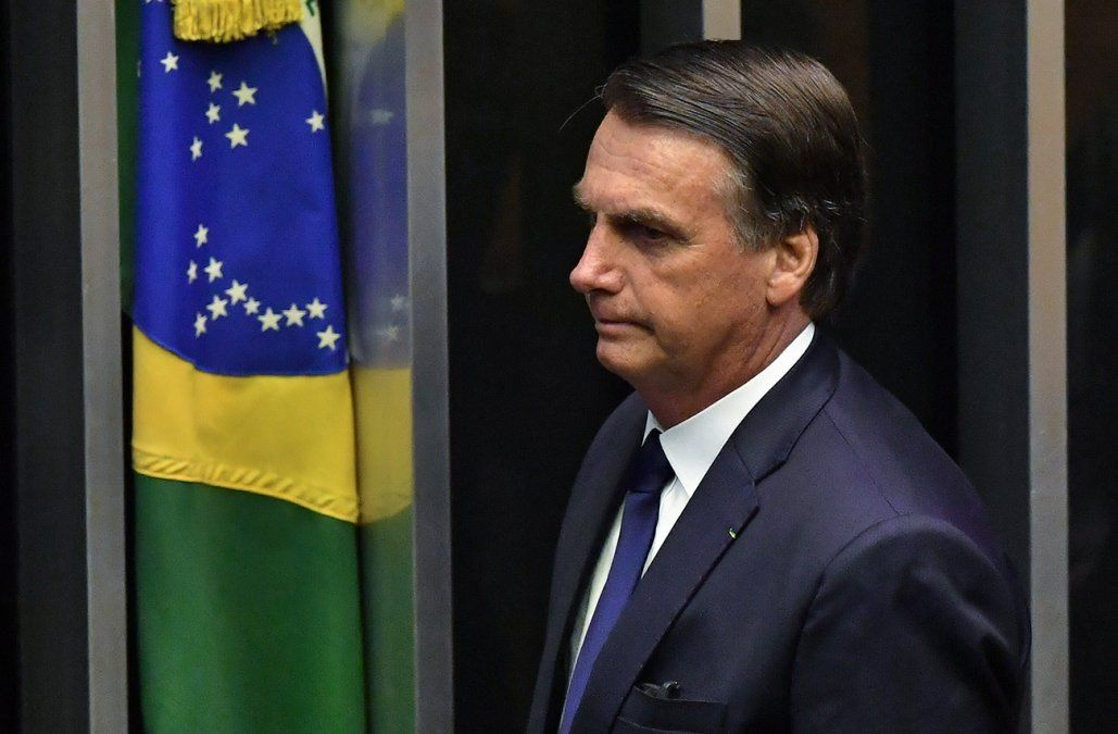 Bolsonaro espera un triunfo de Lacalle Pou para que Uruguay quede alineado a Brasil