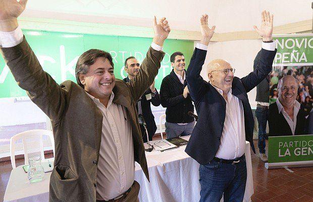 Daniel Peña, único diputado del Partido de la Gente, se distancia de Novick y cuestiona su liderazgo