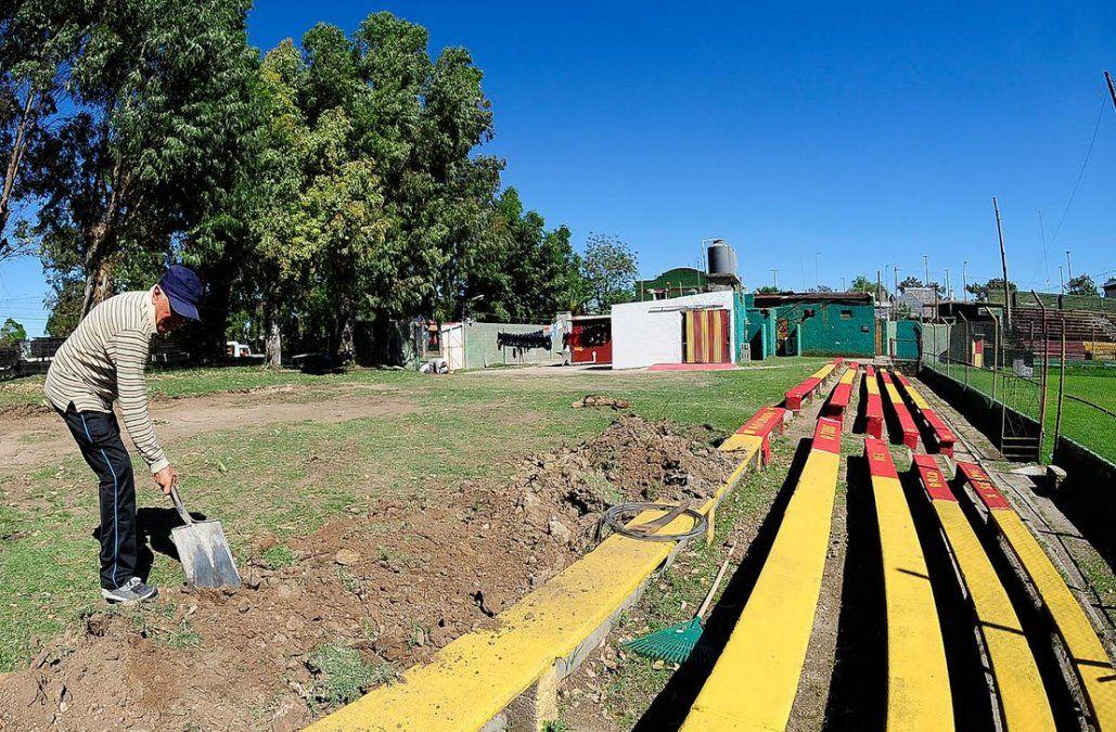 Los cancheros de Progreso trabajan full time para llevar de 3.200 localidades a 5.000
