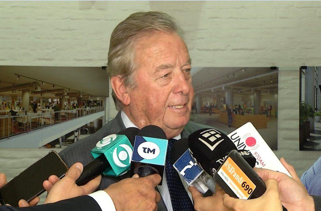 Carlos Moreira acusa al FA de utilizar su caso con carácter demagógico