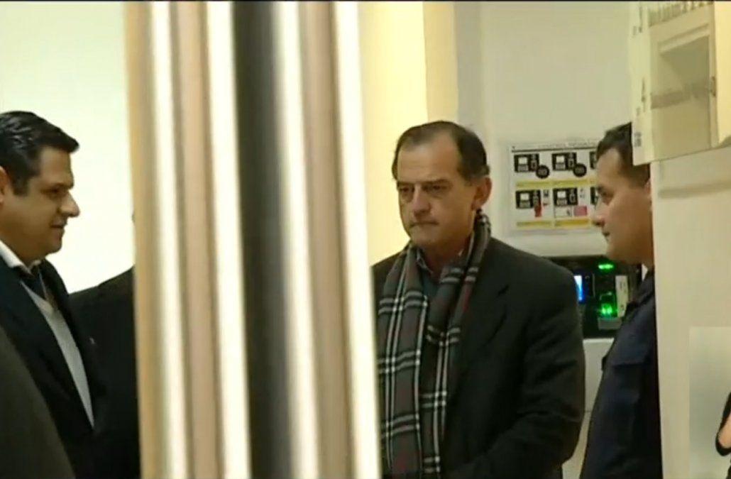 Suprema Corte envió al Parlamento el pedido de desafuero de Manini Ríos