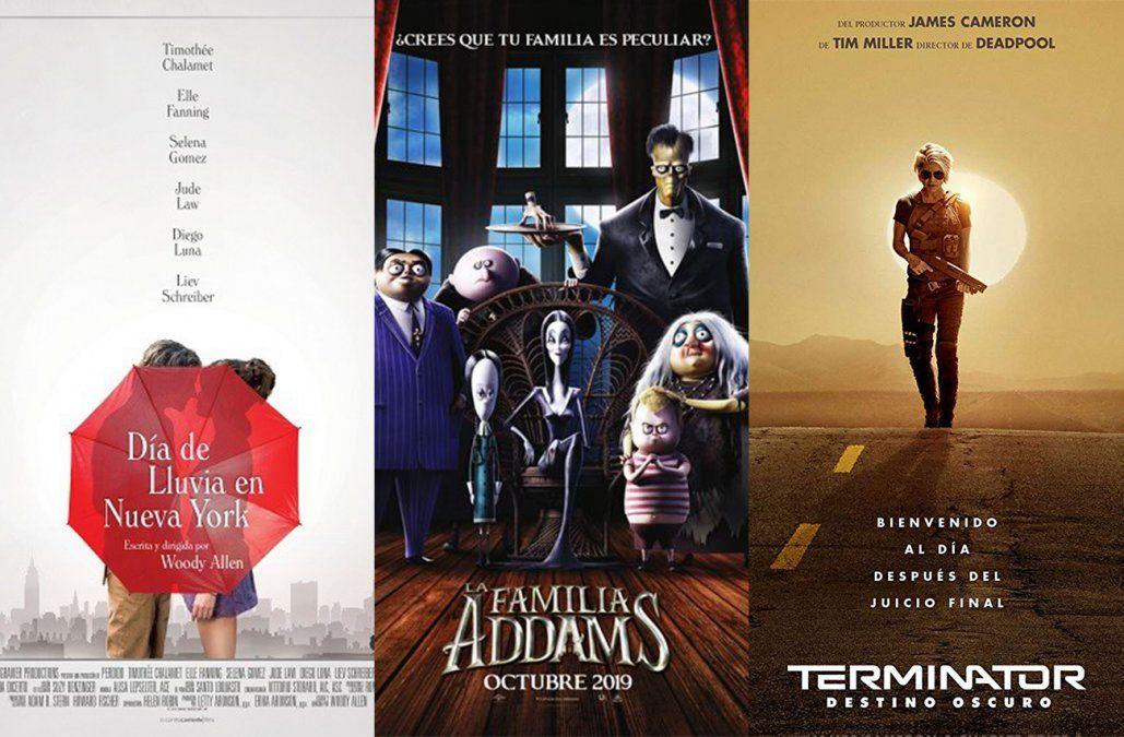 Lo que hay para ver en el cine: los recomendados de Jackie