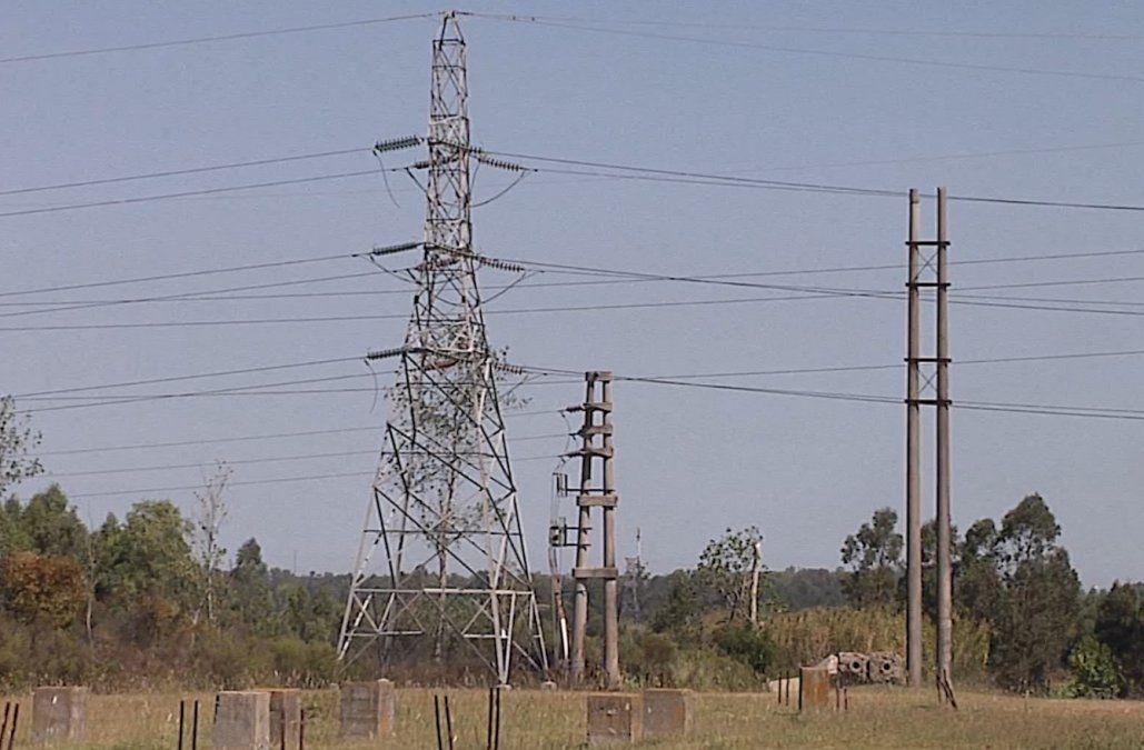 UTE registró récord del 54% de exportación de energía en octubre