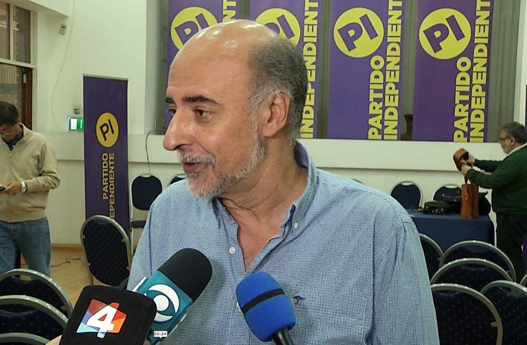 El Partido Independiente oficializó su apoyo a la candidatura de Lacalle Pou