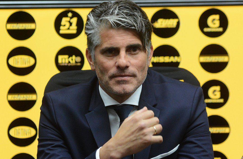 Diego López recibió una oferta de Brescia y podría irse de Peñarol