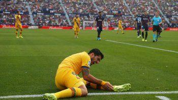Ni Suárez ni Stuani: las lesiones musculares le quitan gol a la selección uruguaya