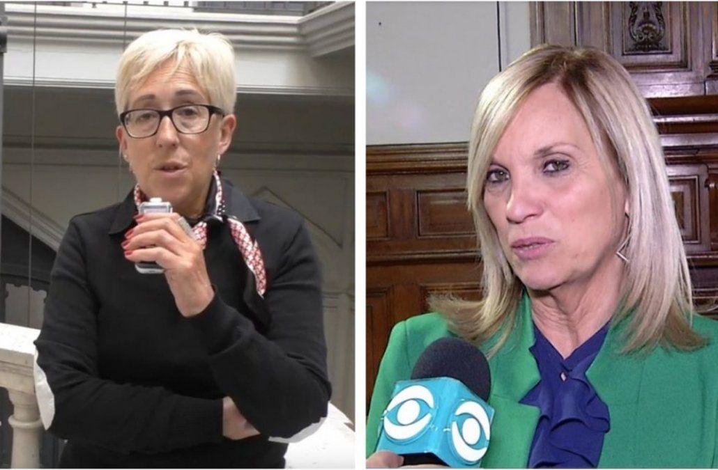 ¿Duelo de candidatas a la vicepresidencia?: Villar lanzó desafío a Argimón para debatir