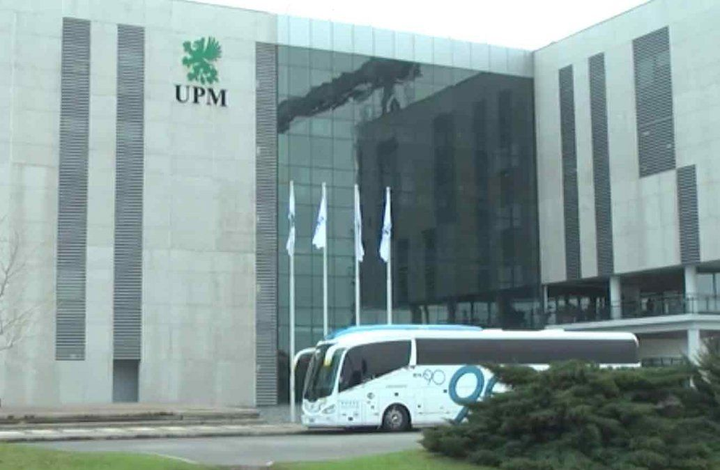 Gobierno dio a conocer el nuevo memorando con la empresa UPM