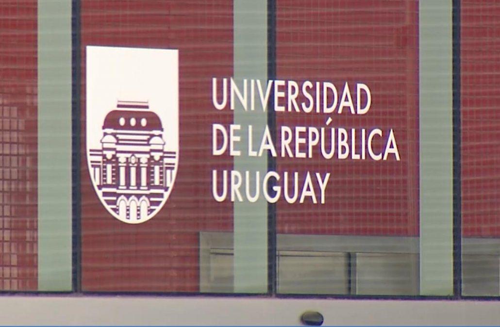 Udelar estableció que los cursos de todo el primer semestre sean a distancia