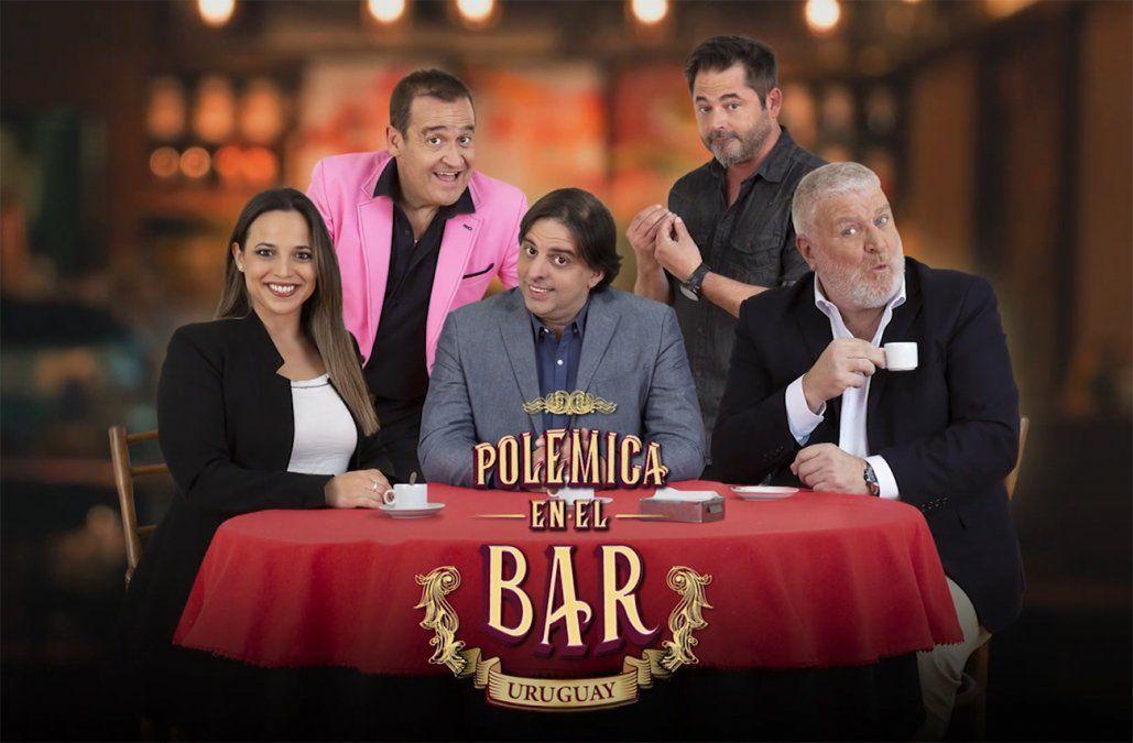 Polémica en el bar Uruguay estrenará este domingo a las 21 horas