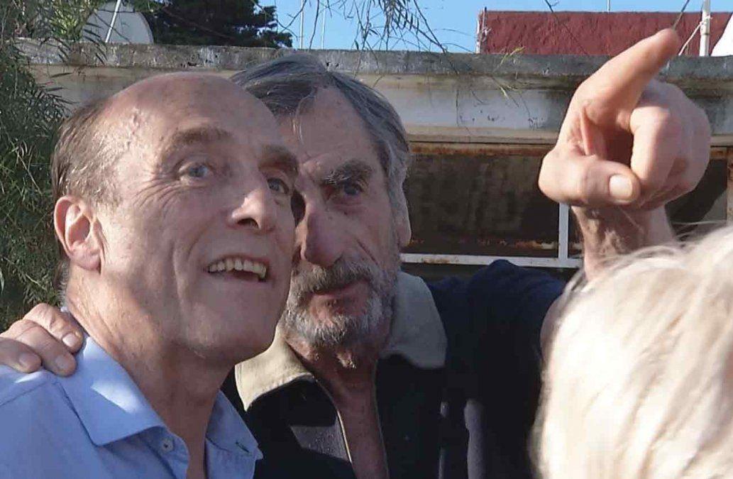 Extupamaro Zabalza le reclamó a Martínez los U$S 150 millones de la regasificadora