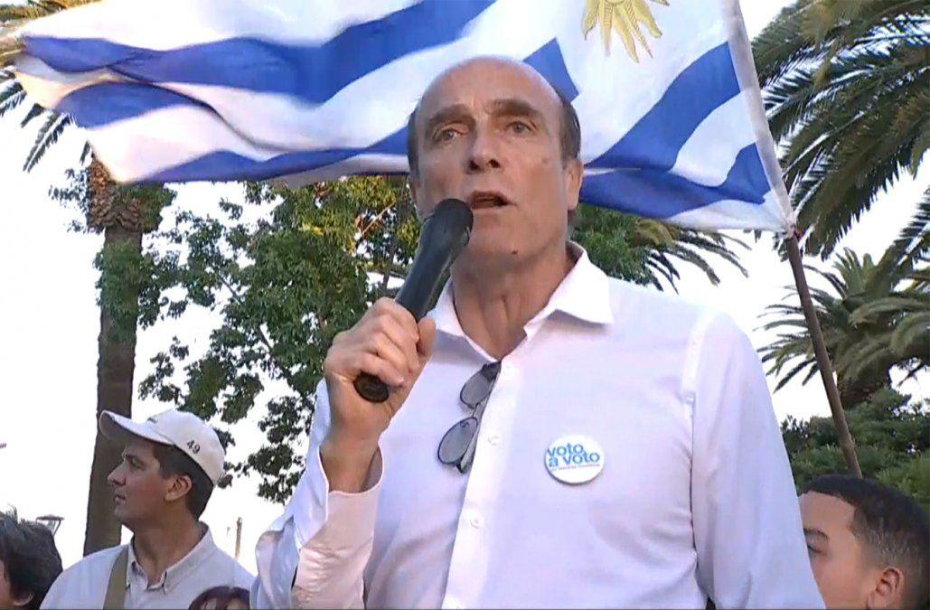 Vamos a solucionar el problema de la seguridad, prometió Martínez