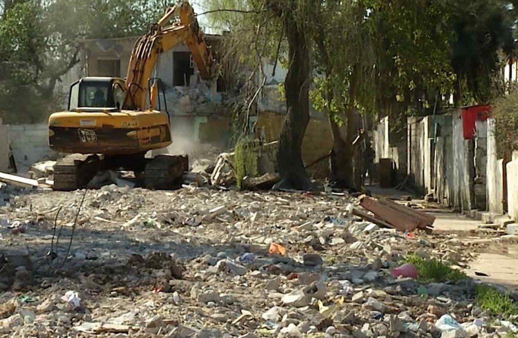 Mujer condenada a cinco años de cárcel por desalojar vecinos para ocupar sus casas