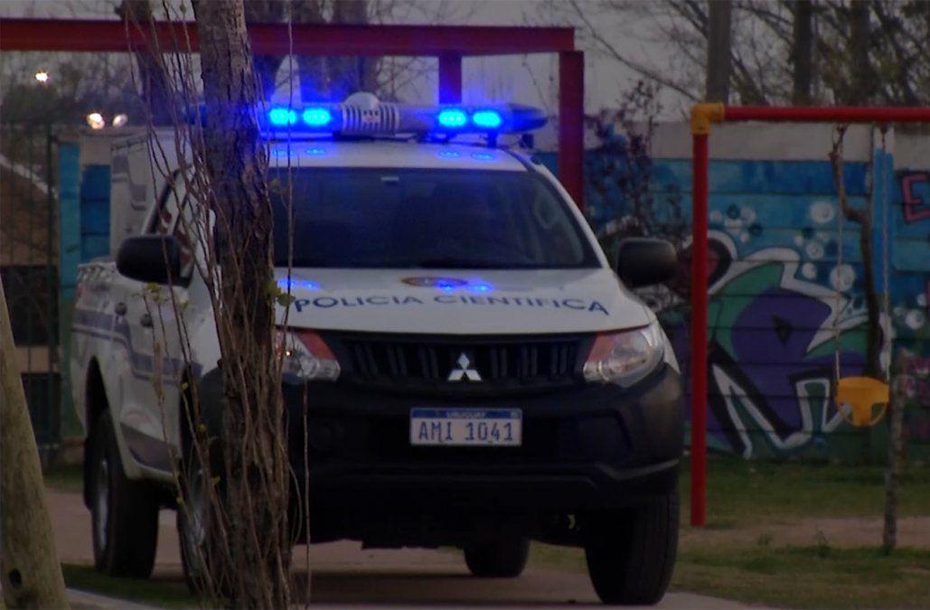 Asesinaron de un balazo en el tórax a un hombre frente a sus cinco hijos
