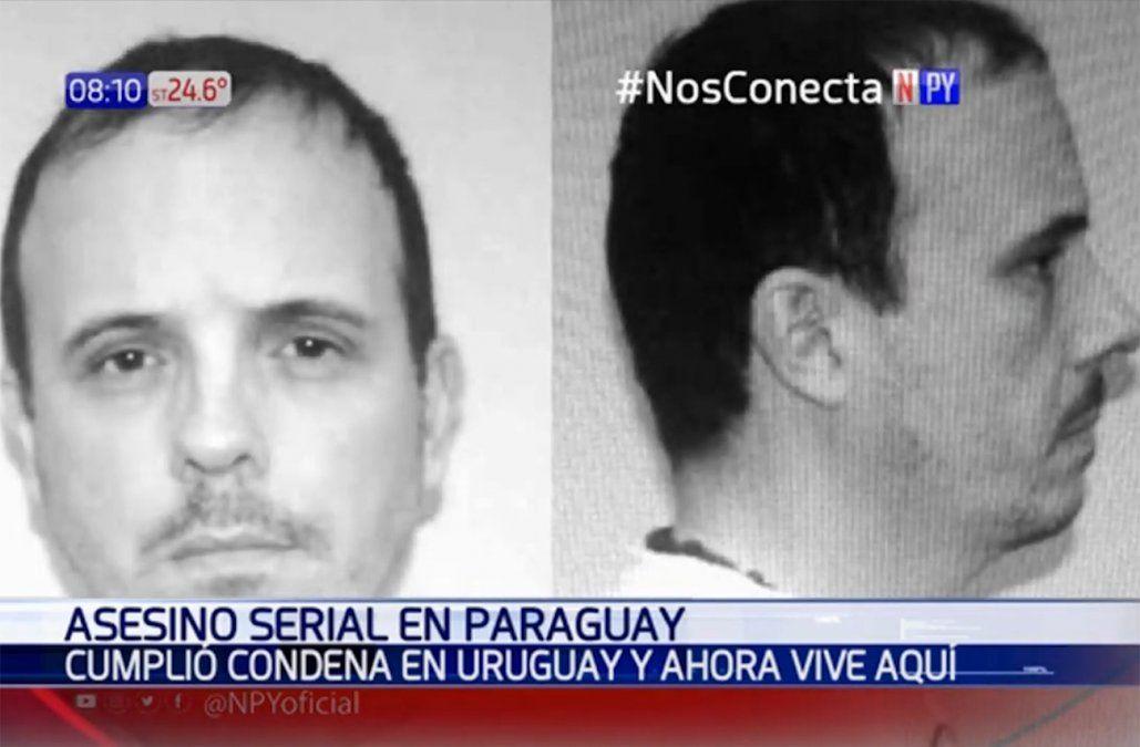 Informe de TV paraguaya advierte sobre la peligrosidad de Pablo Goncálvez