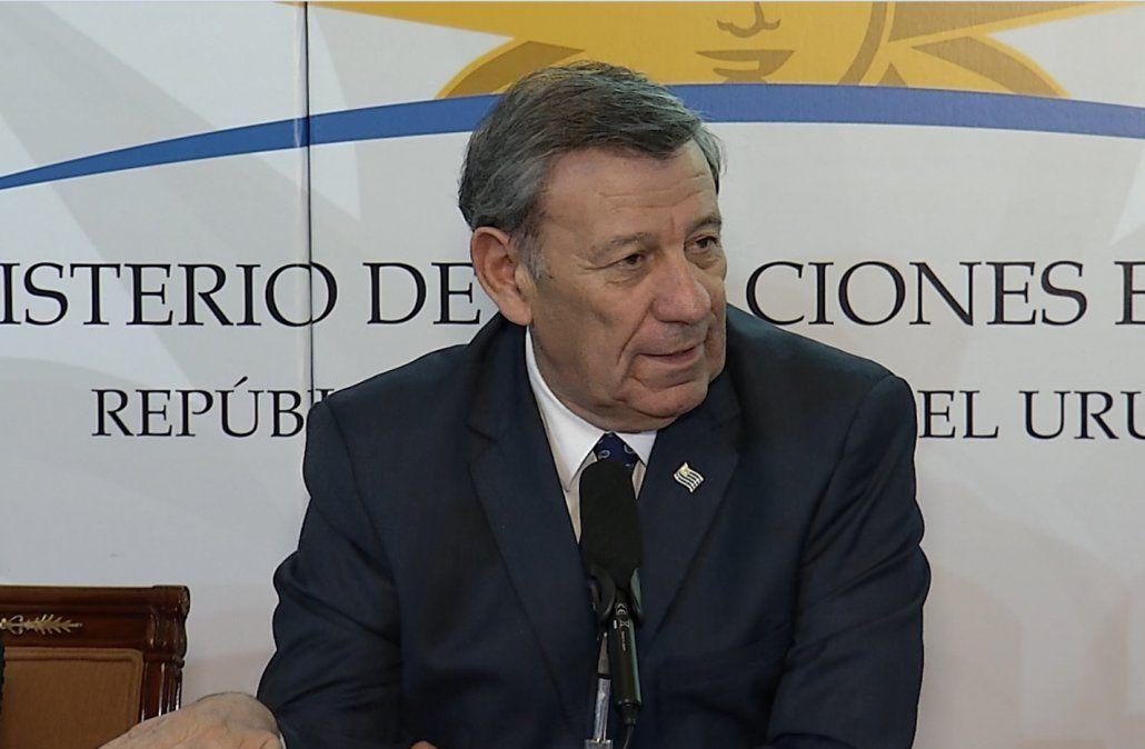 Gobierno uruguayo expresa su consternación por el golpe de estado en Bolivia